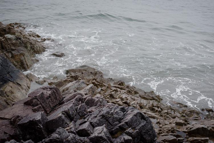 Tofino BC, Photographer, Family, Ocean, Rocks, Waves