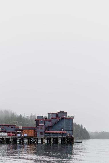 Tofino British Columbia, Stairs, Photographer, Ocean
