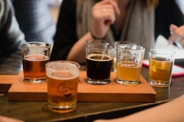Tofino BC, Tofino Brew Co, Bikes, Beers
