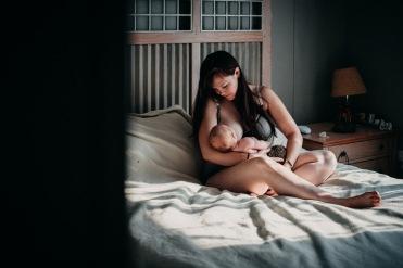 baby, motherhood, golden bc, photography, breastfeeding, family, mother, newborn